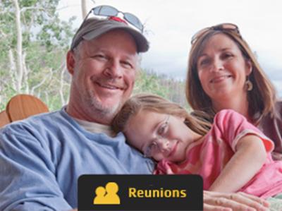 Family Reunions Grey
